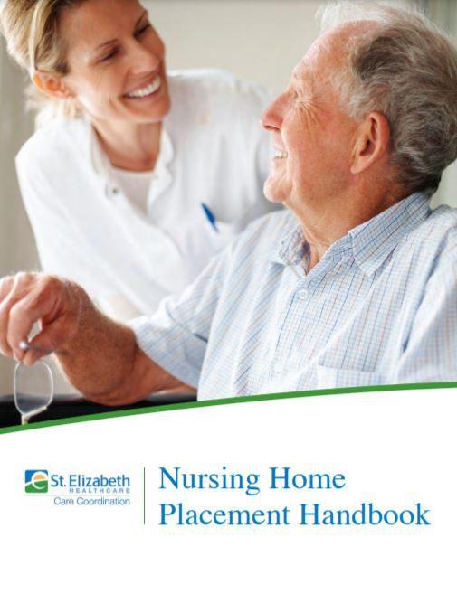 Nursing Home Placement Handbook