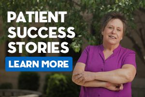 Patient Success Stories - Lung Cancer Screening