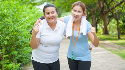 4 steps to support a friend's weight loss goals