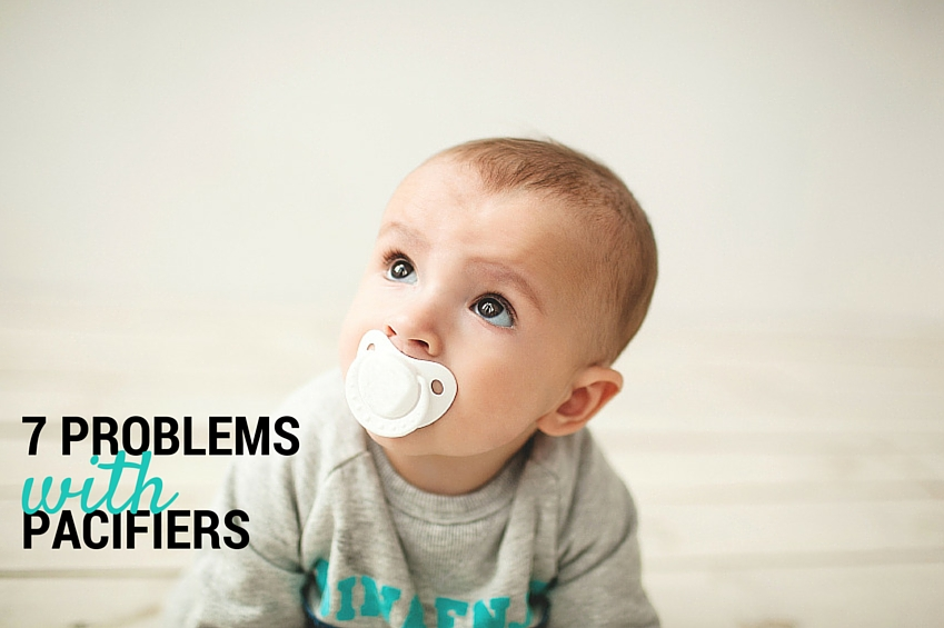 what not to do with a pacifier healthy headlines