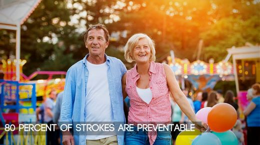 Good news about strokes?