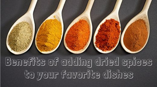 Video: Cooking with dried spices