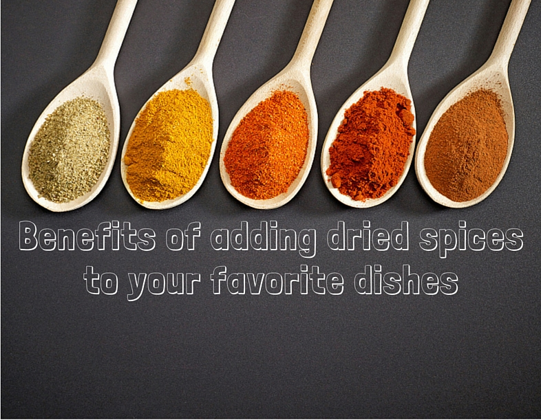April 25 - Spoonfuls of spices