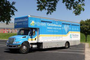 Cardiovascular Mobile Health Unit (Van)
