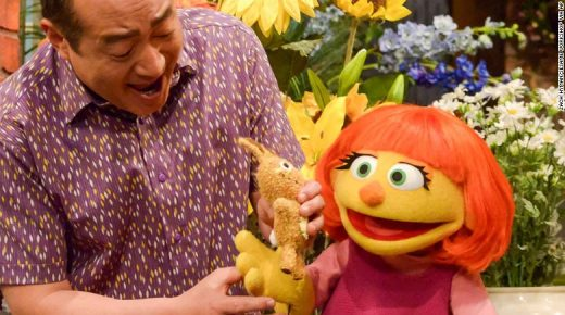 Sesame Street introduces new character with autism