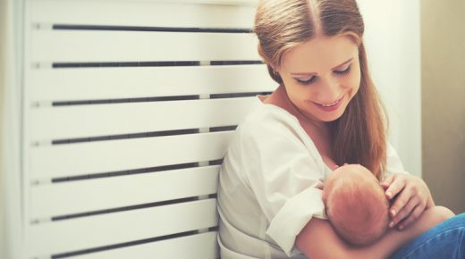 Your guide to breastfeeding positions
