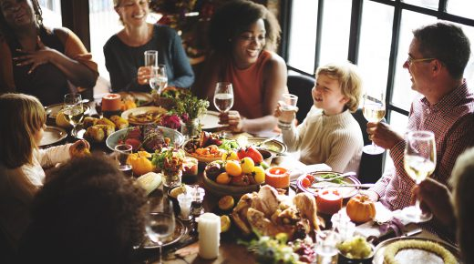 Thanksgiving and Your Family Health History
