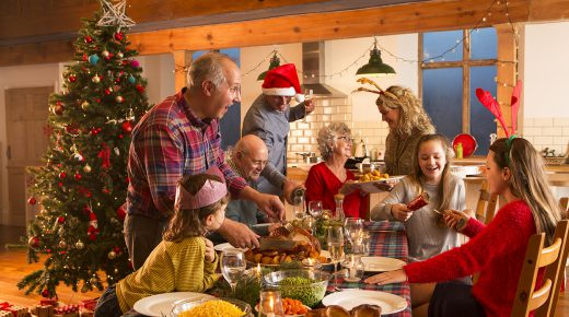 Tips and Tricks for Holiday Eating