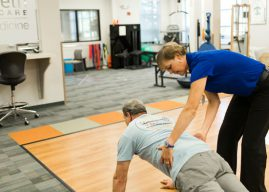 Core Strength—The Key to Balance and Overall Function