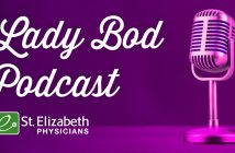 Lady Pod Podcast logo